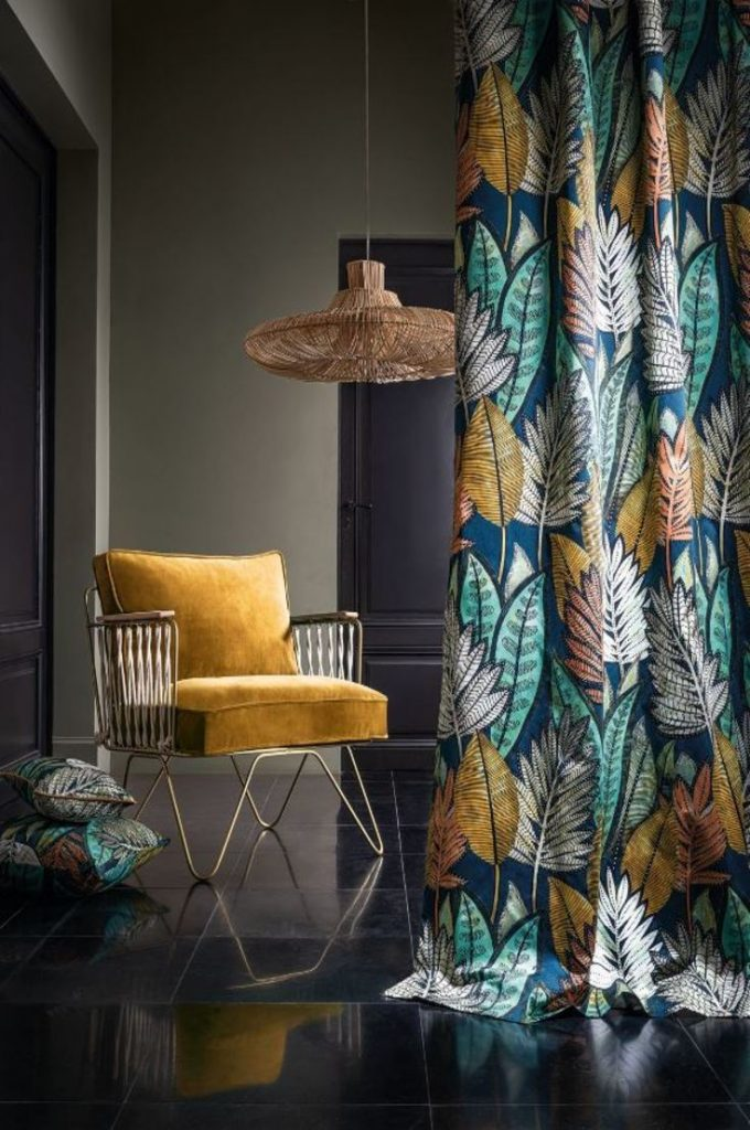Купить ткани Casamance в Москве | Les Stores