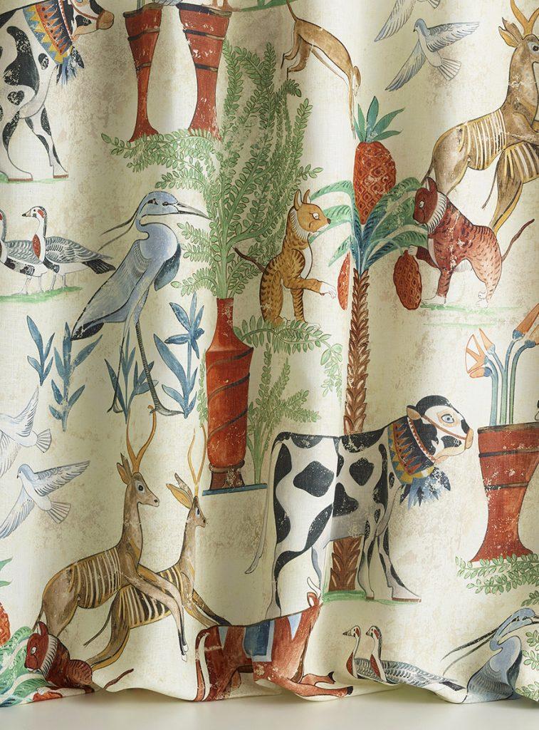 Светлые ткани Pierre Frey купить в Москве | Les Stores
